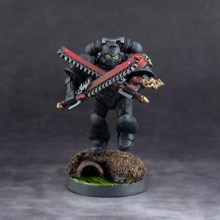 land raider crusader instructions
