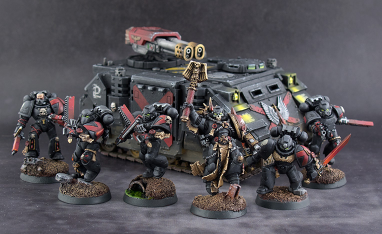 Death Company & Razorback