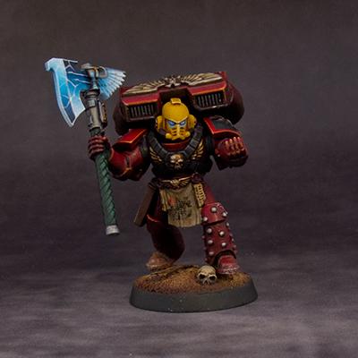 Re-armed sergeant's Lazarus and Aurelius