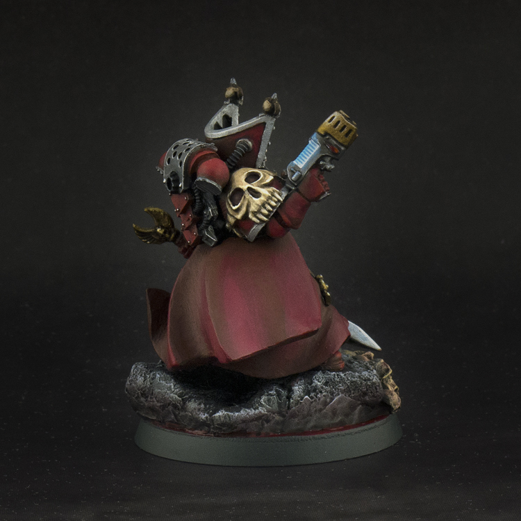 Mephiston, Lord of Death (conversion / scratch build