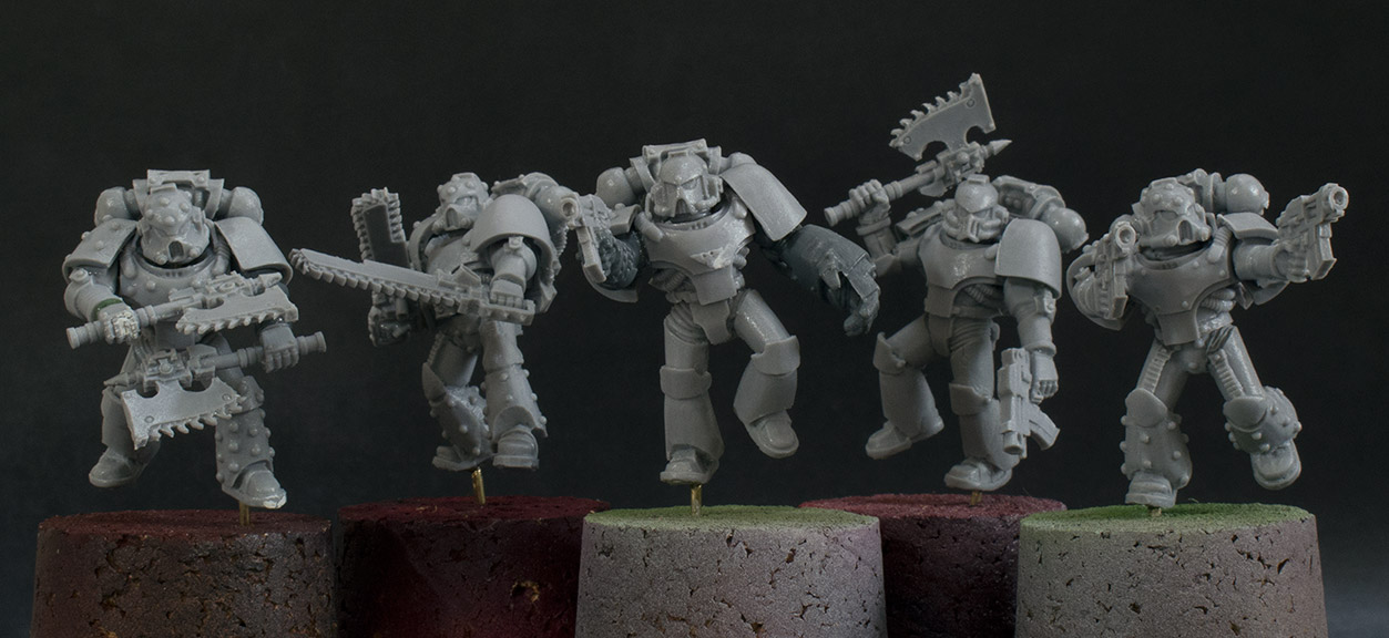More fallen Brothers…