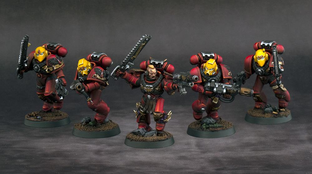 'Meltacide' Assault Squad