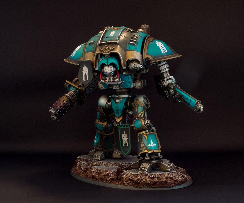 Gerantius, the Green Knight, the Forgotten Knight