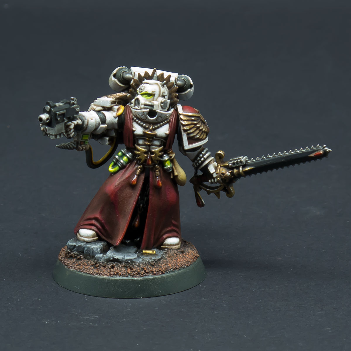 Sanguinary Priest Re-Purposed