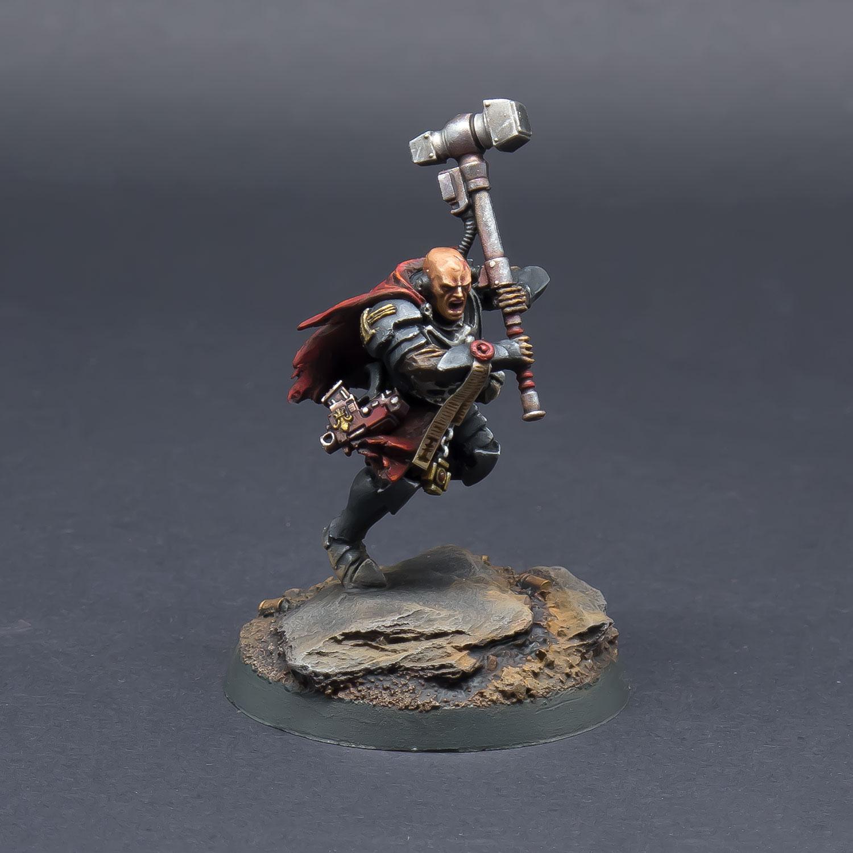 Inquisitor Consadine – Part II