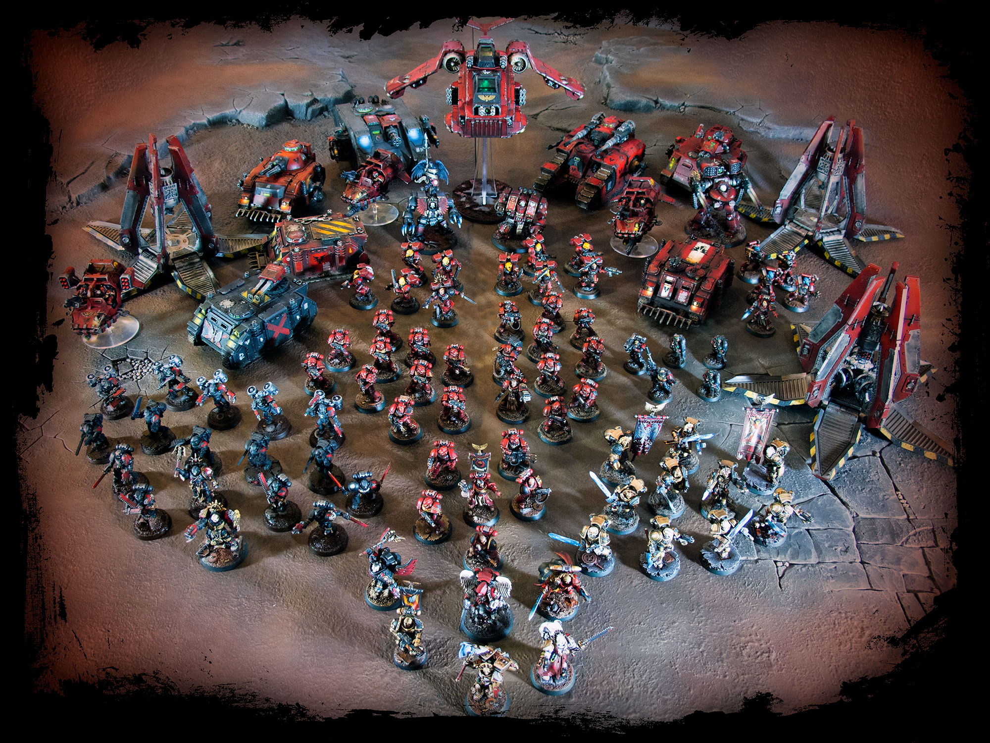Blood Angels for Sale