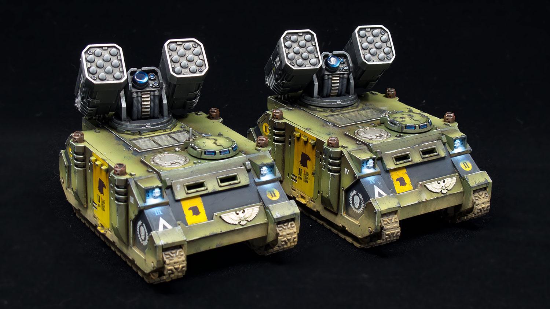 Raptors Whirlwind Artillery