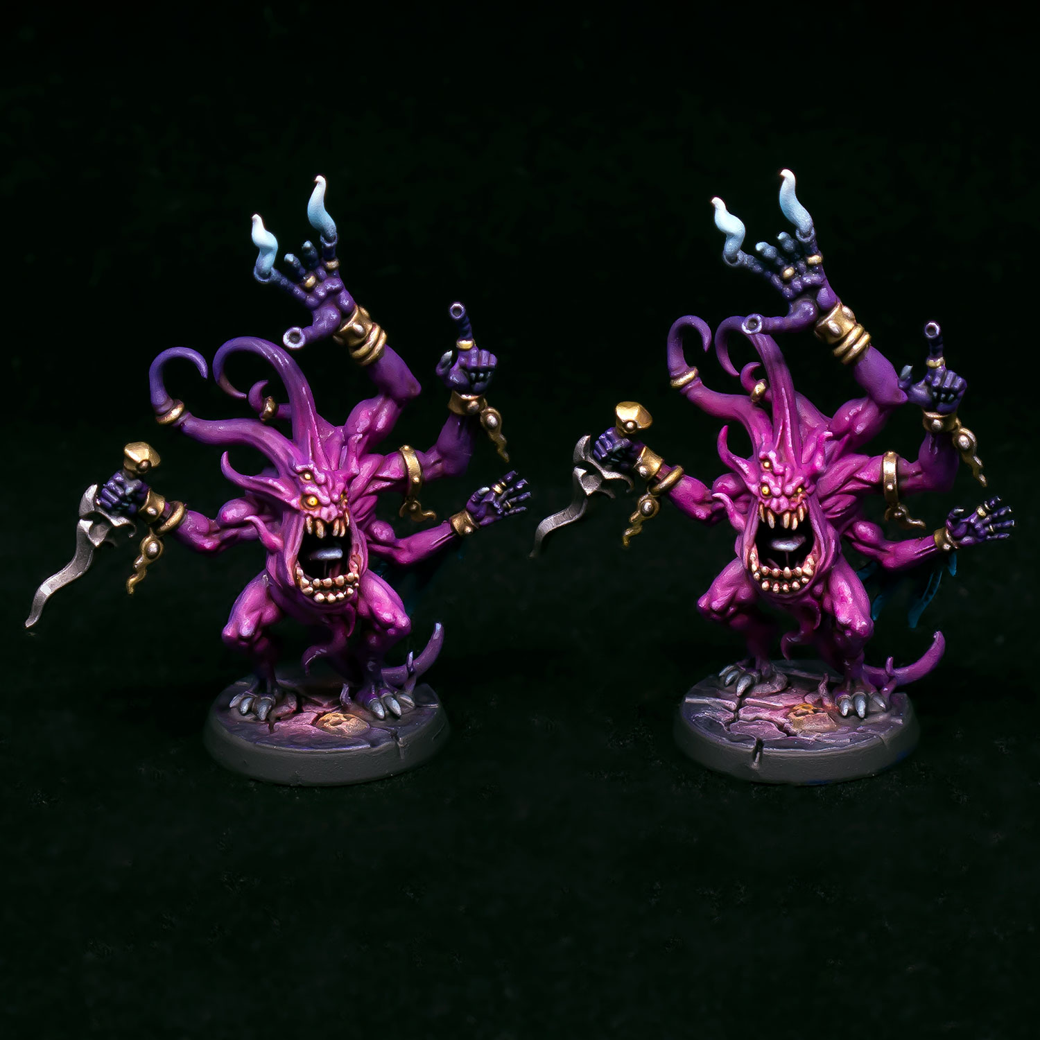 The Mighty Brush Pink Horrors