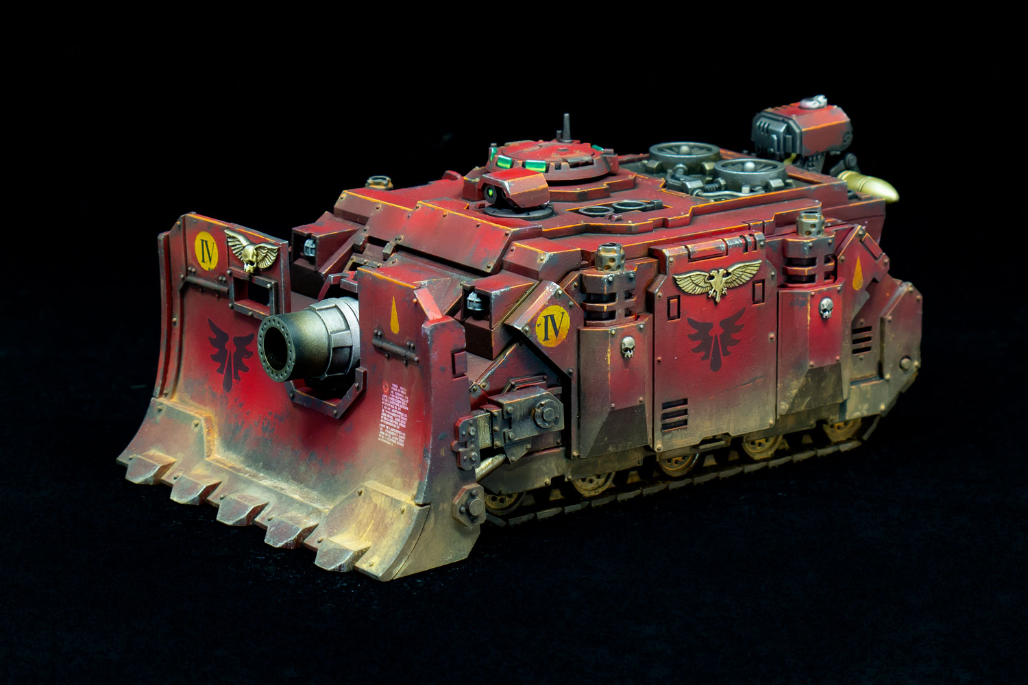 Blood Angels Vindicator