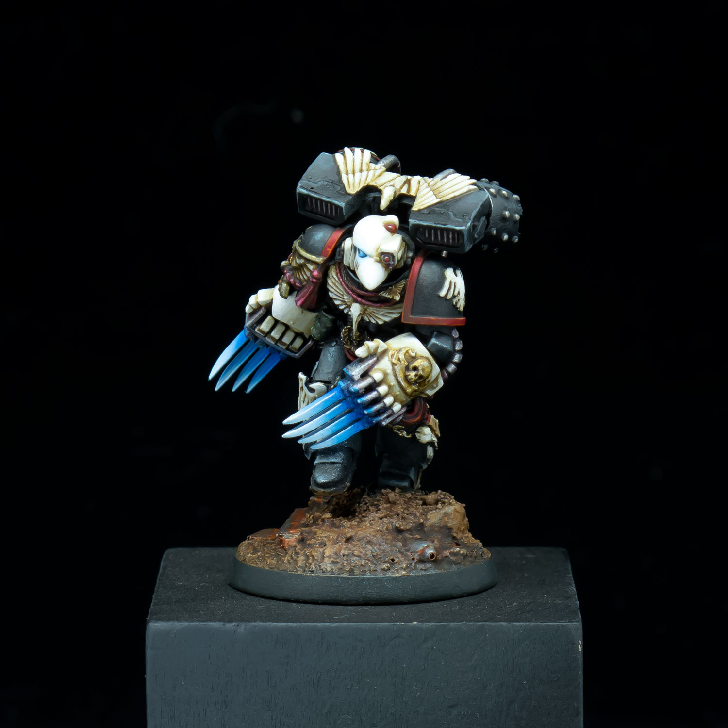 Kayvaan Shrike conversion