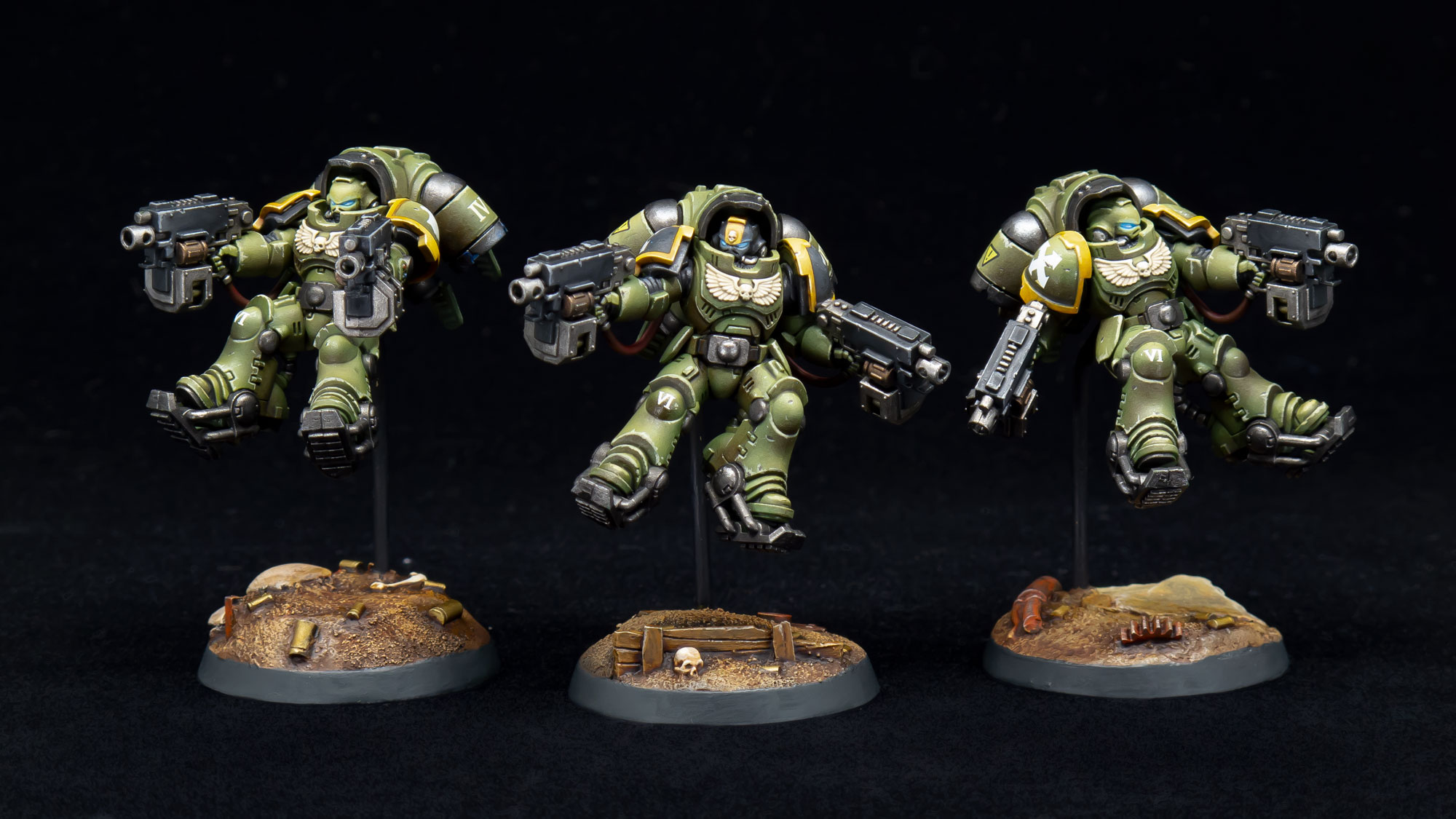Raptors Primaris Inceptors