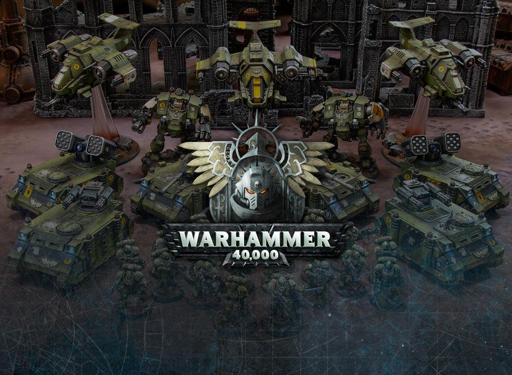 My Raptors on Warhammer Community