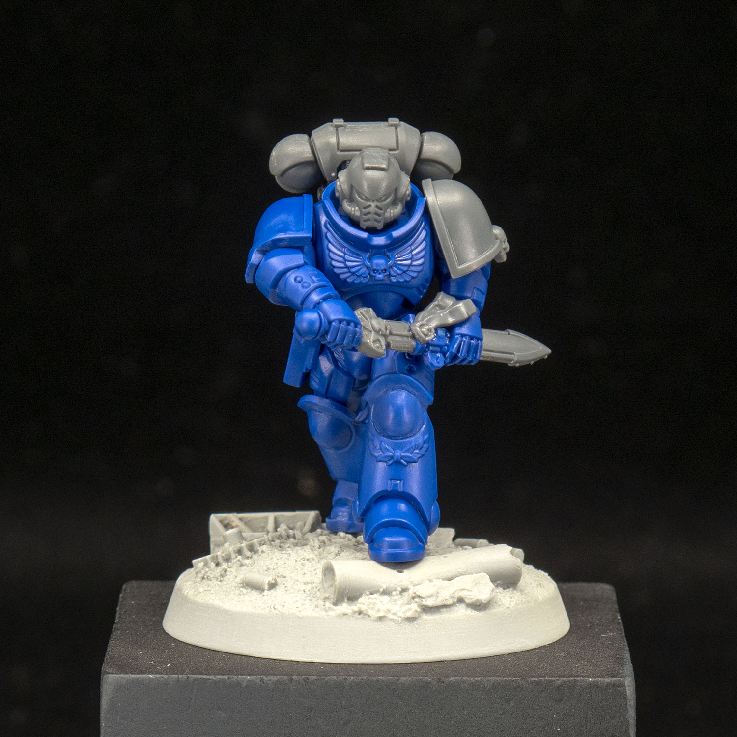 Lieutenant Calsius Conversion