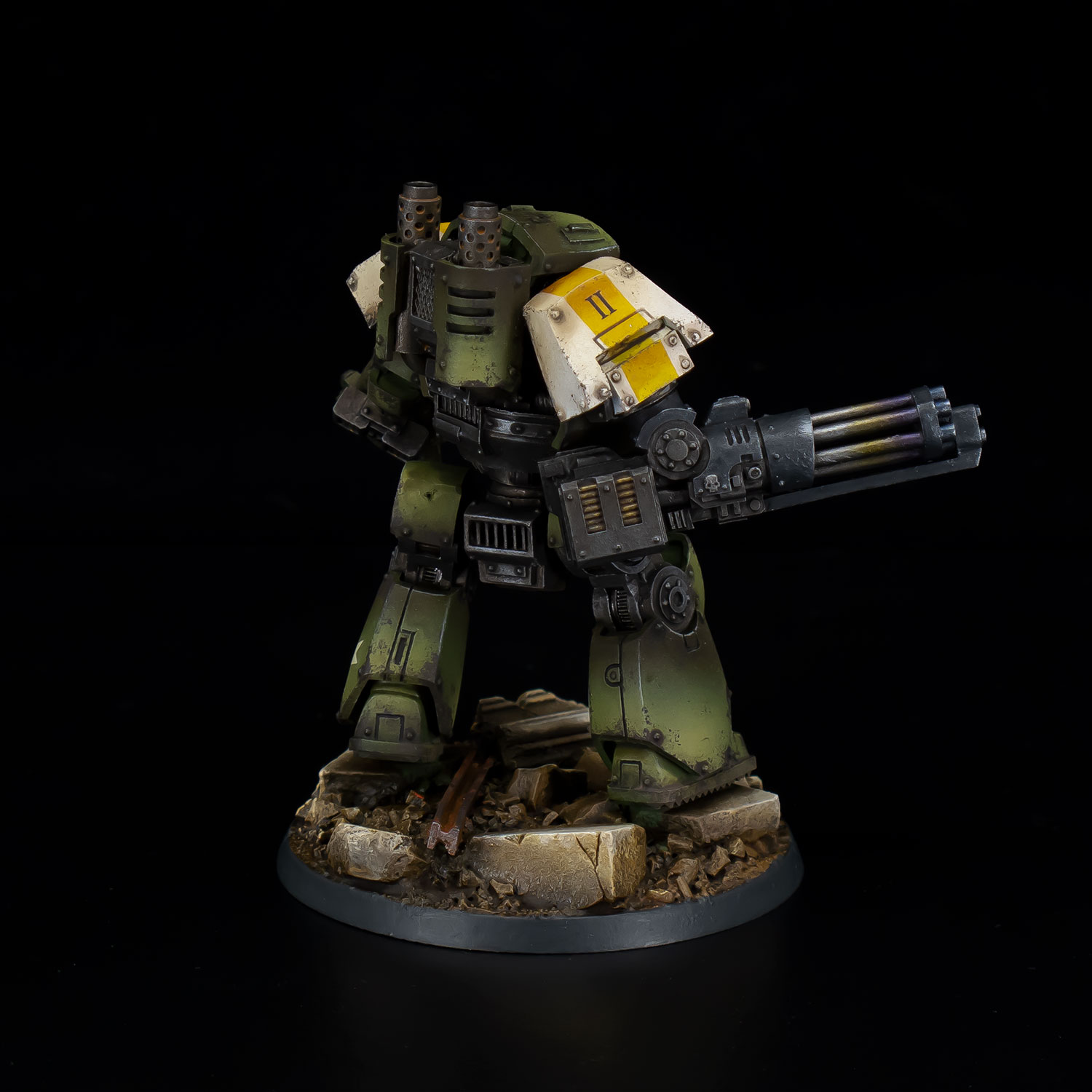 Raptors Contemptor Dreadnought