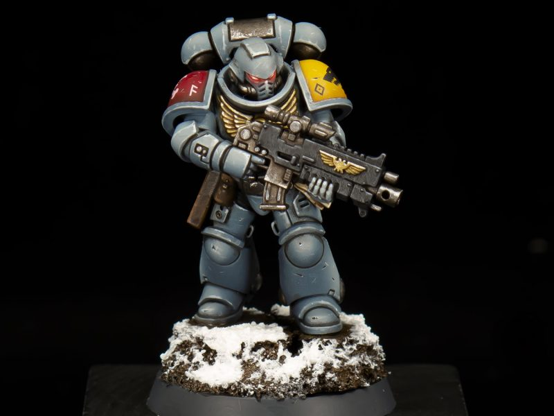 Space Wolves Painting Guide now available in the Shop!