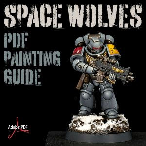 How to paint Space Wolves PDF painting guide
