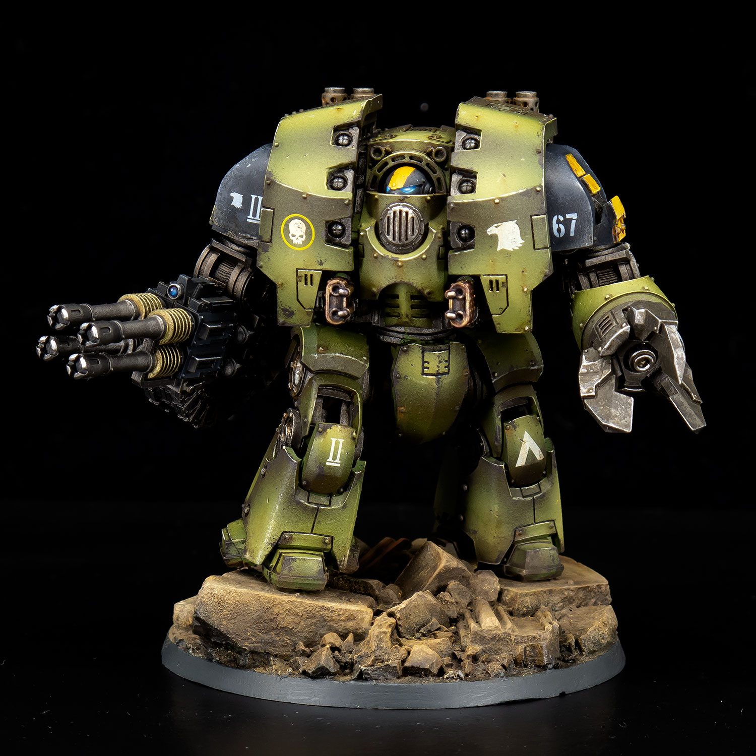 Raptors Leviathan Dreadnought