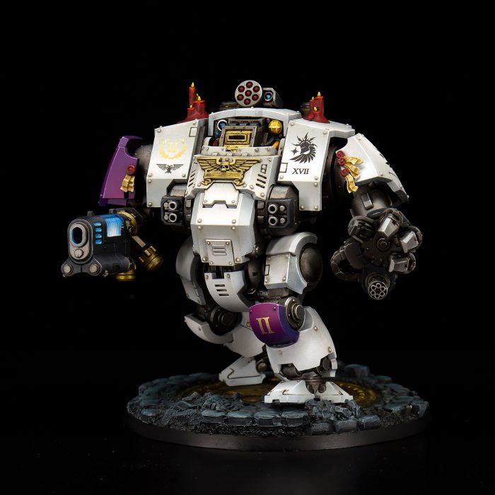 Sons of the Phoenix Redemptor Dreadnought for Emerson
