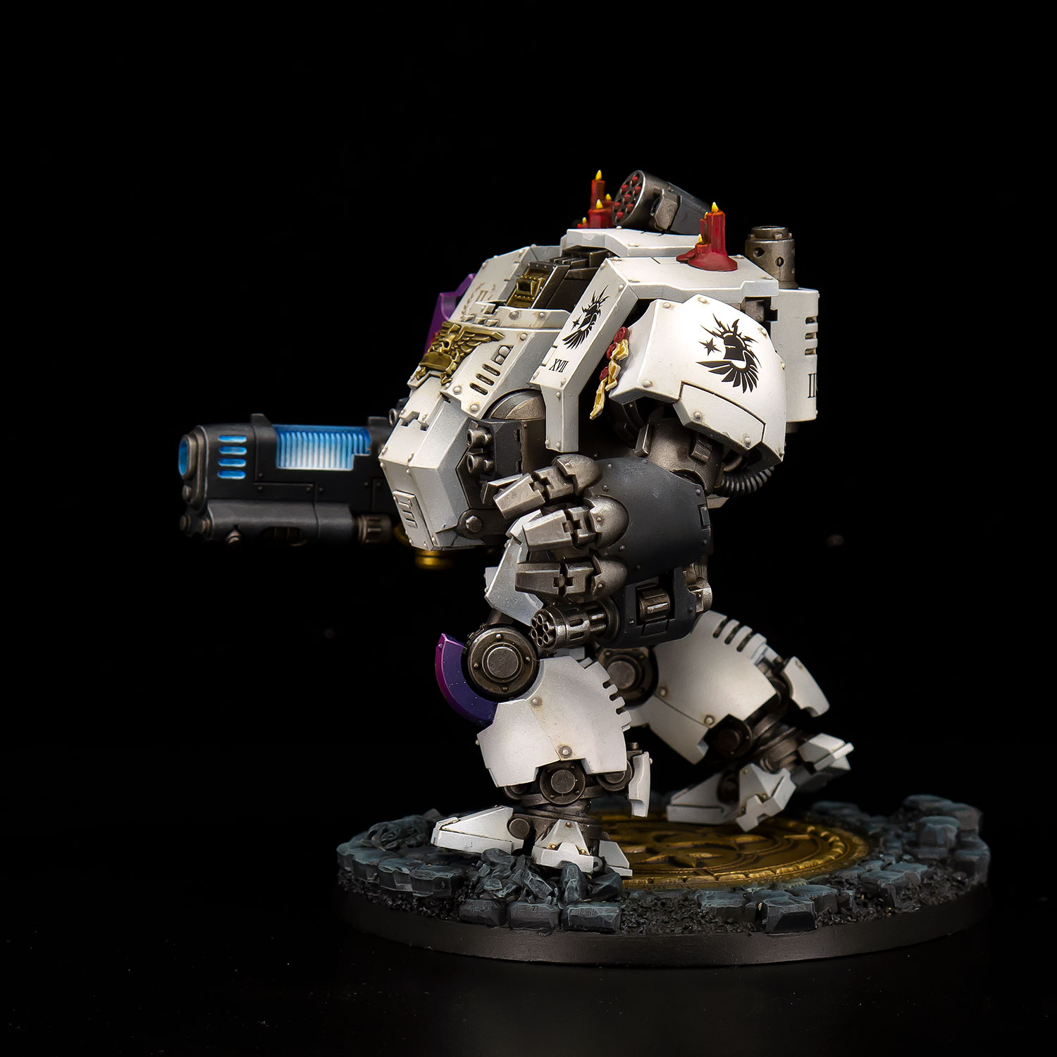 Sons of the Phoenix Redemptor Dreadnought for Emerson - The