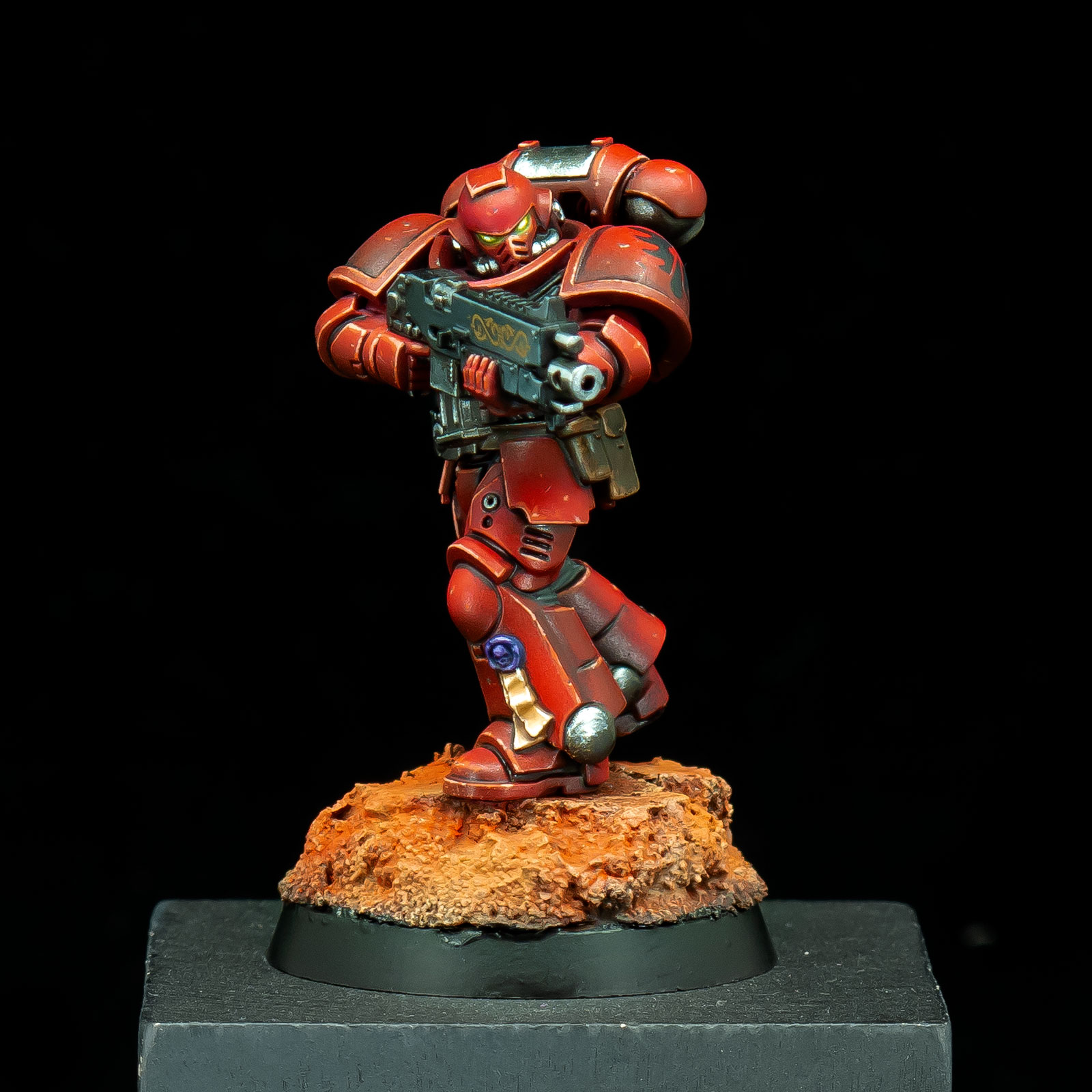 Blood Angels Intercessor