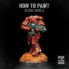 How to Paint Blood Angels