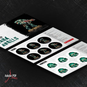 Dark Angels PDF painting guide