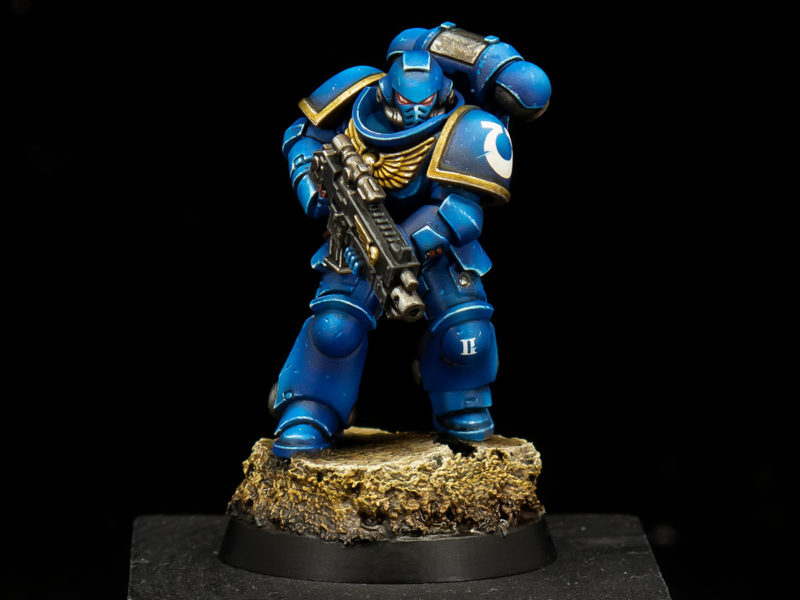 Ultramarines painting guide now available in the shop!
