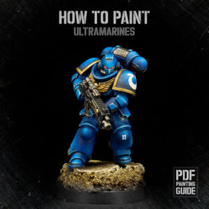 How to Paint Ultramarines