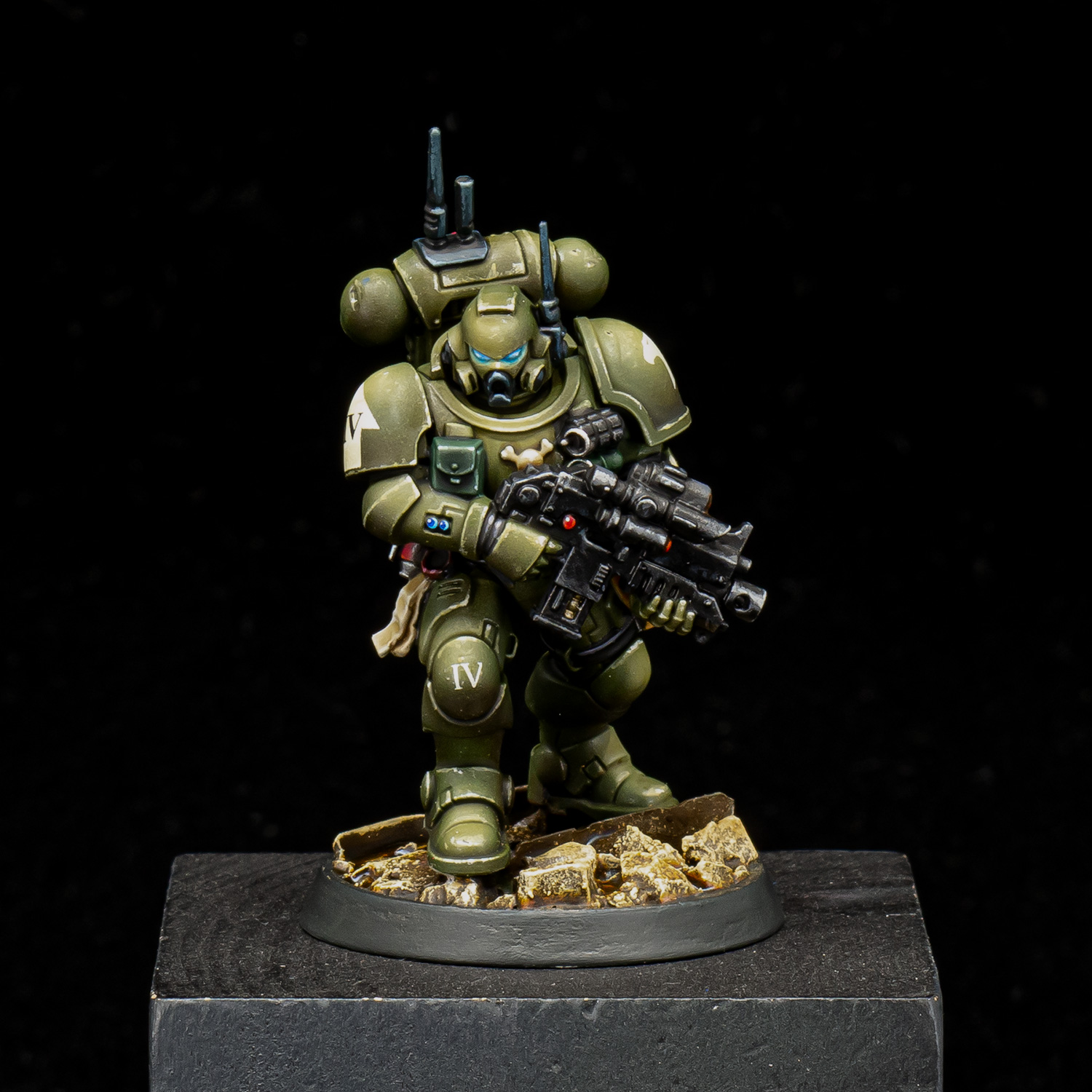 Space Marines Archives - The Mighty Brush