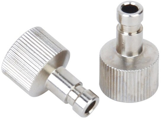 Airbrush quick release