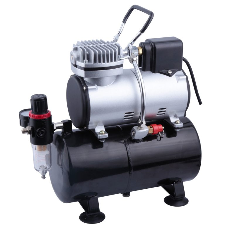 AS186 airbrush compressor