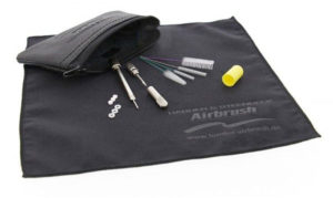Harder & Steenbeck tool kit
