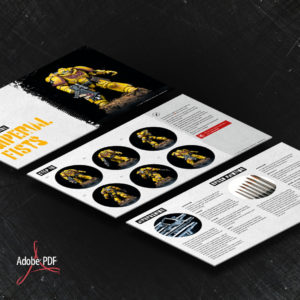 How to paint Imperial Fists PDF painting guide