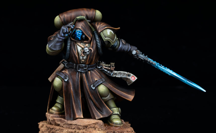 The Mighty Brush Phobos Librarian