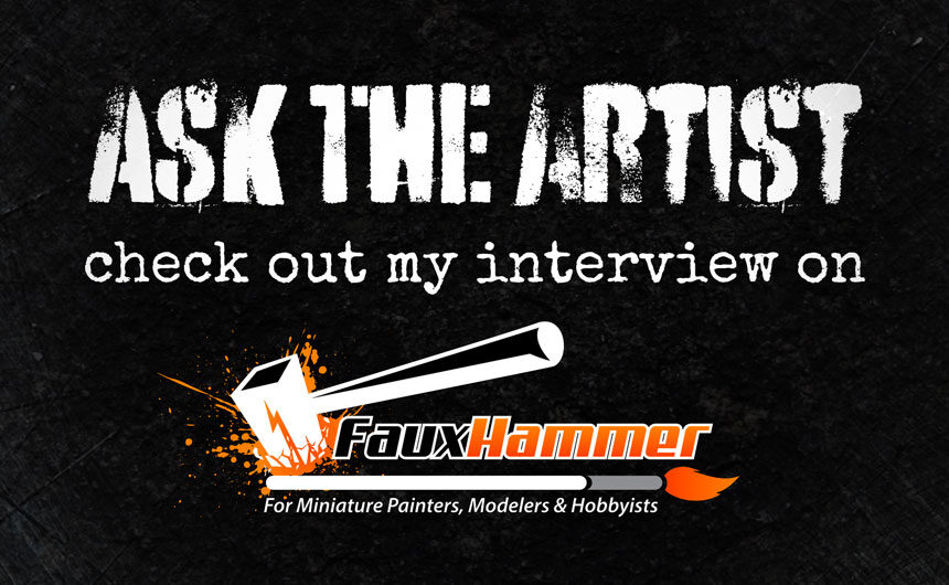 Ask the Artist - FauxHammer